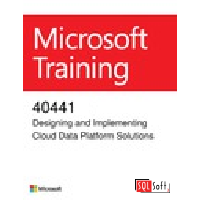 Designing and Implementing Cloud Data Platform Solutions (40441)