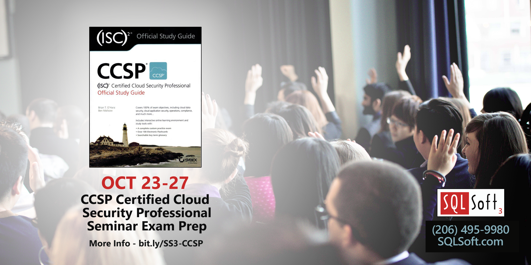 Ccsp certified cloud security professional seminar and exam prep eventbrite m xflitez Gallery
